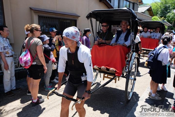 Japanese-rickshaw-ride
